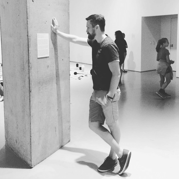 We visited the Contemporary Arts Museum, it was such a great time!