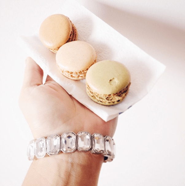 Trader Joe's Macarons in Freezer Section… 12 for $5!